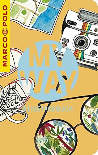 MARCO POLO My Way Reisetagebuch Sonnenbrille