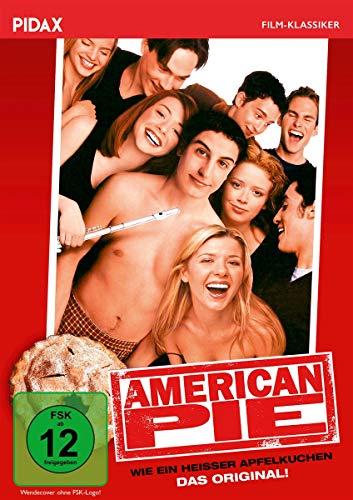 American Pie - Wie ein heißer Apfelkuchen / Das Original! - Preisgekrönte Kultkomödie mit viel Bonusmaterial (Pidax Film-Klassiker)