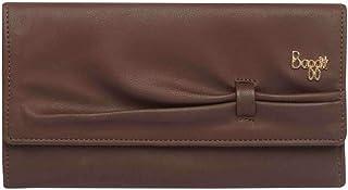 Baggit Lj Bowtie Y G Women's Wallet (Brown)