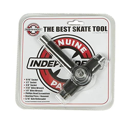 INDEPENDENT REFLEX Threader Skateboard Tool BEST SKATE TOOL Black by Independent