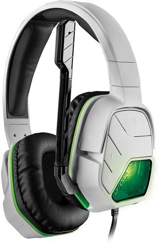 PDP Afterglow LVL 5+ Wired Headset for Xbox One - White