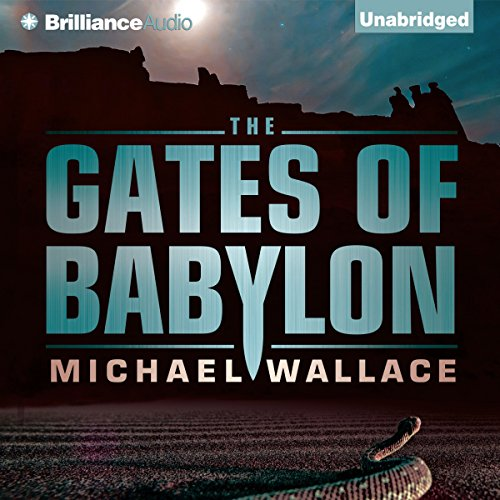 The Gates of Babylon audiobook cover art