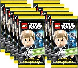 Lego Star Wars-trading cards 1 mini Tin-Boba Fett-alemán
