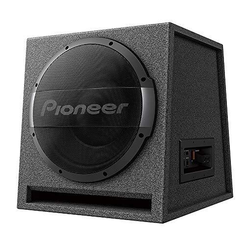 Pioneer TS-WX1210AH - 30 cm Aktiv Subwoofer mit 1500 Watt (RMS: 500 Watt)