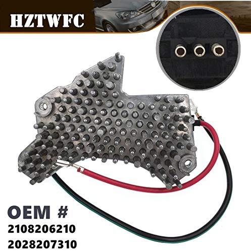 HZTWFC Resistenza del regolatore del motore del ventilatore del radiatore OEM # 2108206210 2028207310
