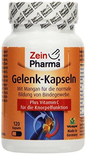 Zein Pharma Gelenkkapseln, 1er Pack (1 x 93 g)