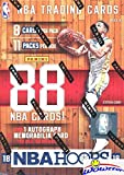 2018/2019 Panini Hoops NBA Basketball HUGE Factory Sealed Retail Box with AUTOGRAPH or MEMORABILIA! Loaded with RCS & INSERTS! Look for RC & Autos of Luka Doncic, Deandre Ayton, Trae & More! WOWZZER!