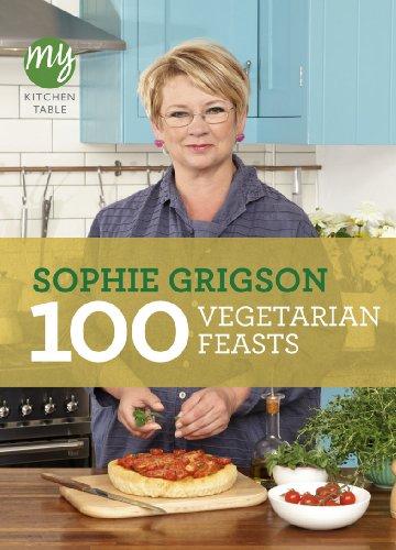My Kitchen Table 100 Vegetarian Feasts English Edition Ebook Grigson Sophie Amazon De Kindle Shop