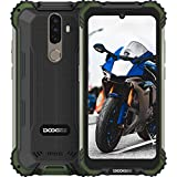 doogee s58 pro telefono cellulare ip68/ip69k impermeabile telefono cellulare robusto 5180mah 5.71fhd + display 6gb + 64gb android 10 nfc smartphone - verde