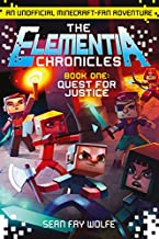 Quest for Justice (The Elementia Chronicles, Book 1)
