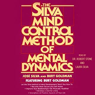 The Silva Mind Control Method of Mental Dynamics audiobook cover art