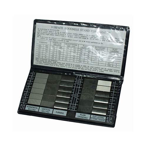 Surface Roughness Comparator KT 296A by TestCoat