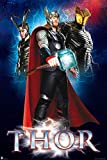 Thor - Marvel Movie Trio - Poster Plakat - Größe 61x91,5
