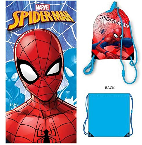 Spiderman telo mare - Borsa da Spiaggia Spiderman