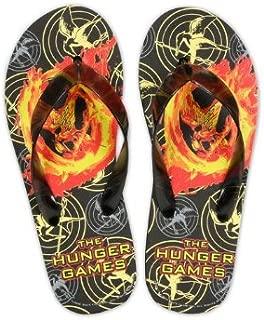 The Hunger Games Movie Flip Flops