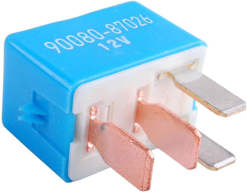 Air Conditioner Relay OFFicial mail order Attention brand OEM 90987-02027 90080-87026
