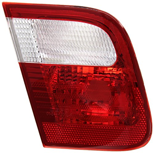 DEPO 344-1301L-UQ Replacement Driver Side Back Up Light Assembly (This product is an aftermarket product. It is not created or sold by the OE car company)