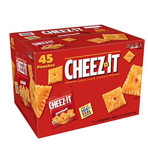 Sunshine Cheez It Baked Snack Crackers, 67.5 Ounce