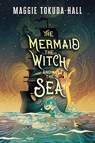 Book Cover for The Mermaid, the Witch and the Sea