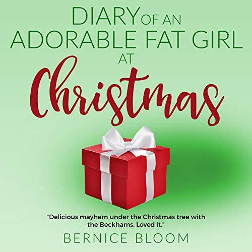 Adorable Fat Girl at Christmas audiobook cover art