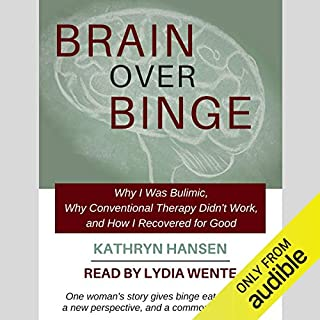 Brain over Binge cover art