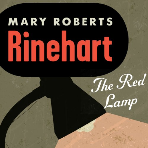 The Red Lamp audiobook cover art