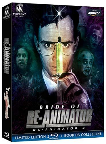 Bride Of Re-Animator - Re-Animator 2 Esclusiva Amazon (2 Blu-ray) [Tiratura Limitata Numerata 1000 Copie] (2 DVD)