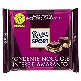 Ritter Sport Voll-Nuss Amaranth (chocolate vegano sin lactosa con avellanas & amaranto) 100g