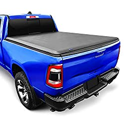 Tyger Auto T1 Soft Roll Up Cover for RAM 1500
