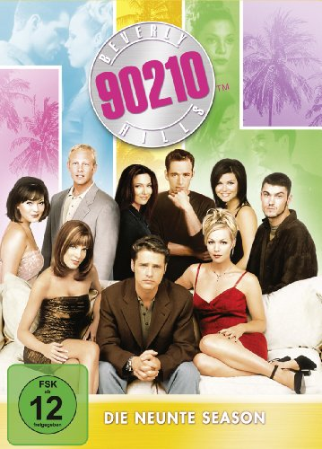 Beverly Hills 90210 - Staffel 9 (6 DVDs)