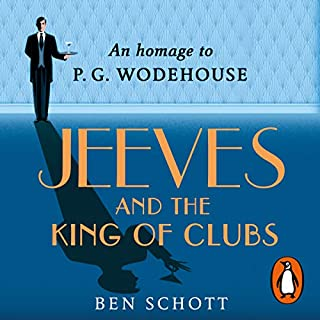 Jeeves and the King of Clubs cover art