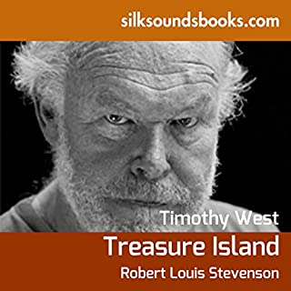 Treasure Island                   By:                                                                                                                                 Robert Louis Stevenson                               Narrated by:                                                                                                                                 Timothy West                      Length: 6 hrs and 57 mins     12 ratings     Overall 4.8
