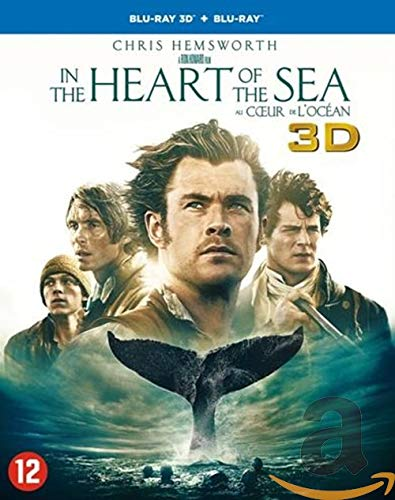 blu-ray - In the heart of the sea (3D) (1 BLU-RAY)