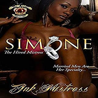 Simone: The Hired Mistress cover art