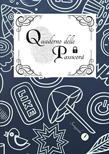 Quaderno delle password