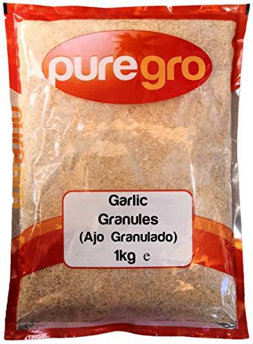 Puregro Garlic Granules (AJO Granulado) - 1kg