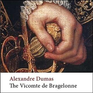 The Vicomte de Bragelonne audiobook cover art