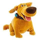 Disney Store Peluche Medio Dug Cane Cagnolino Cucciolo Amico Carl Up Pixar Nuovo Originale