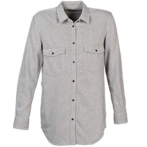 Cheap Monday Lucas Camicie Donne Grigio - XS - Camicie