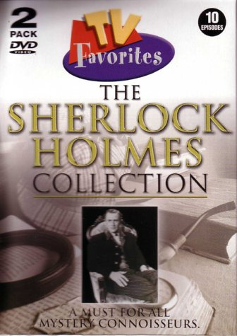 The Sherlock Holmes Collection (2 DVDs)