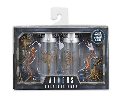 Alien 51622Deluxe Creature Pack / Sammelfiguren-Set zum 30. Jahrestag