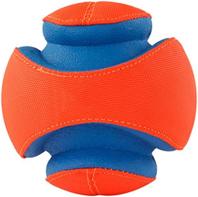 Genuine Finally resale start Free Shipping Dog Toy Football Size Luminou Training pet Ball