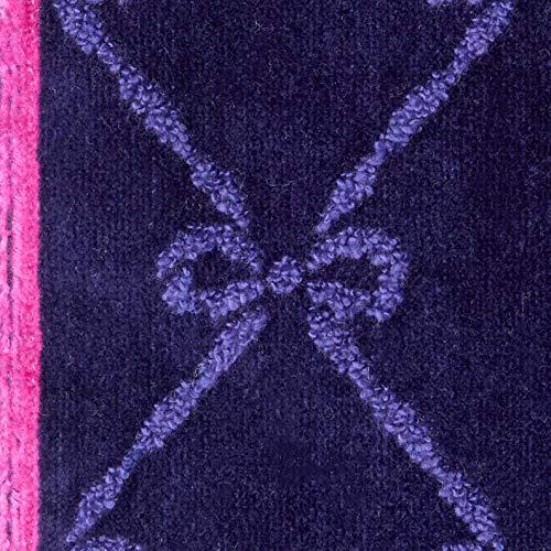 [ジルスチュアート]レディースタオルハンカチ09201151Bネイビー日本28cmx28cm(FREEサイズ)