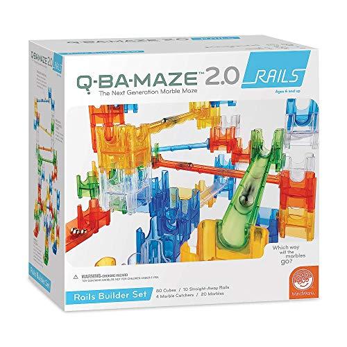 Q-BA-MAZE 2.0 Rails by MindW