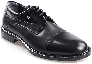 Fosco 1565 Kauçuk Taban Siyah Erkek (39-45) Klasik Ayakkabı