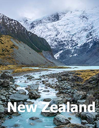 Compare Textbook Prices for New Zealand: Coffee Table Photography Travel Picture Book Album Of An Oceania Island And Auckland City Large Size Photos Cover  ISBN 9781672807869 by Boman, Amelia