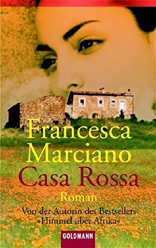 Casa Rossa: Roman (Goldmann Allgemeine Reihe)