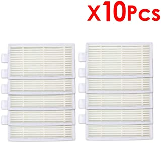 10Pcs for ARIETE Filter HEPA BRICIOLA 2711 PROFIMASTER for EASYHOME 2712 2713 2717 Robot for HOFER
