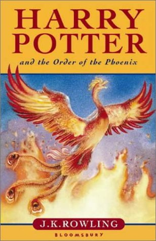 Harry Potter (Book 5) UK版: Harry Potter and the Order of the Phoenixの詳細を見る