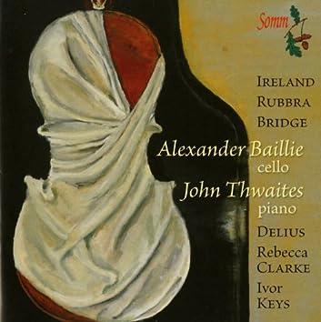 Twentieth-Century Sonatas for Cello and Piano